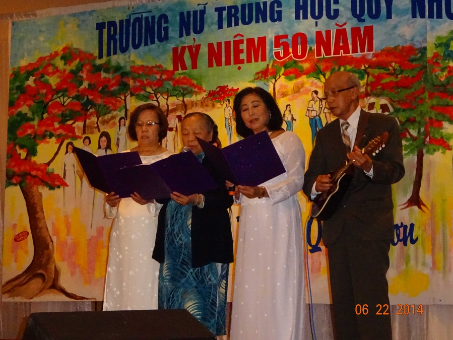 Họp Mặt CDNTH Houston 06.2014