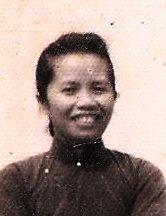 Bà Đặng Thị Diệm