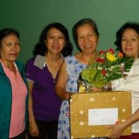 Đi thăm Thầy cô ở Qui Nhơn