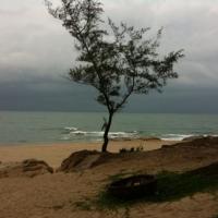 Bờ biển Lagi - Bình Thuận