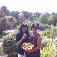 Kim Tien visit GNT in Roseville, California - Sep 1, 2013
