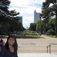 Kim Tien  & California Capitol