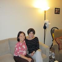 Cô Cúc và Tuyết ở Dorchester, MA 06,2011