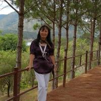 Thảo ở Trúc Lâm Thiền Viện