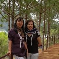 Thảo và Hoa ở Trúc Lâm Thiền Viện