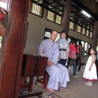 Ông sư Tây (chùa Trúc Lâm)