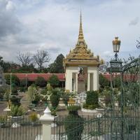 Hoàng Cung - Phnom Penh  05.2013
