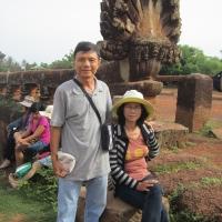 Cầu Kompong Drei - Cambodia 05.2013