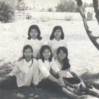 Thuỳ-Kim Lan / Ngọc -Huyền- Kim Chi (em Thầy Sanh)