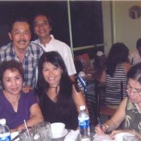 Văn Xuân Thanh và vợ