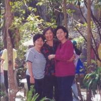 Thuỳ- cô Thu Hương- Trinh