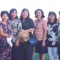 Liên Châu- Thuỳ- Hoà- Tuyết Trinh-  Trần Trinh- Ai Phương- cô Tùng  (Đalat 97)