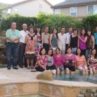 Với thầy Kha ở Los Angeles