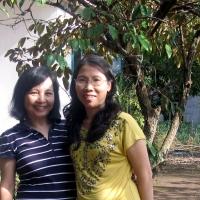 Ngọc Dung và Thanh Vân