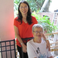 Họp mặt thầy cô và cựu HS NTHQN 20/11/2012