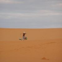 Một đời trên cát