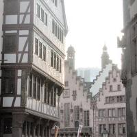 Phố cổ Frankfurt