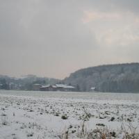Cánh đồng tuyết trắng