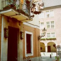 Quán rượu cổ ở Dusseldorf