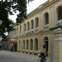 Một góc Đại học Văn Khoa, Sài Gòn