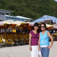 Gặp bạn - Đảo Koh Larn, Thái Lan