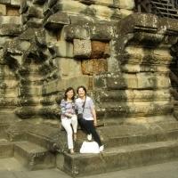 Gặp bạn - Angkor Wat