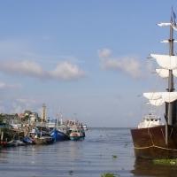 Tàu Espérance phục chế