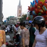 Chợ Tân Định ngày cuối năm