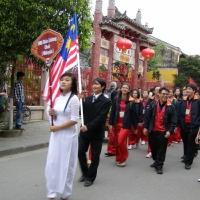 Một lễ hội ở phố Hội: Đồng ca quốc tế
