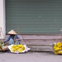 Gánh hàng hoa