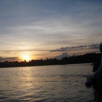 Hoàng Hôn trên Sông Hương, Huế -mùa hè 2010