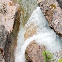 Johnston Canyon Aug 17 2011