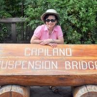 Capilano Suspension Bridge, Vancouver, August 21, 2011