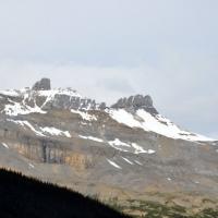 Columbia Icefields & Glacier, Canada Aug 17, 2011