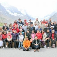 Columbia Icefields & Glacier, Canada Aug 17, 2011
