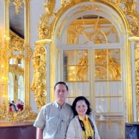 Cung Điện Mùa Đông - Nga 09.2012
