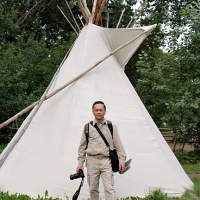 Fort Edmonton, Canada Tháng 8 2011
