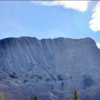 Jasper National Park & Miette Hot Springs, Alberta, Canada, Aug 2011