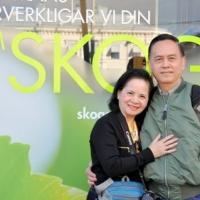 Hieu & Bach Yen, Stockholm, Sweeden, 9-2012