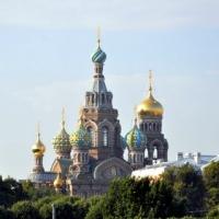St Petersburg Church