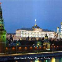 Điện Kremlin, Mạc Tư Khoa