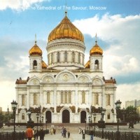 The Catheral of The Savour Moscow