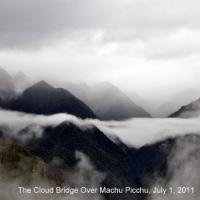 Chiếc cầu Mây - Peru Tháng 7 2011