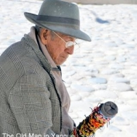 Ông Cụ Ở Yanque, Peru, 27 tháng 6, 2011