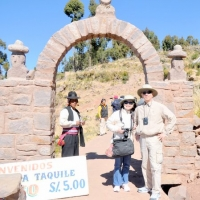 Taquile Island, Lake Titicaca June 22 ,2011