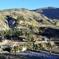 Thung Lũng Colca
