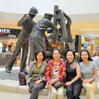 Shopping in Edmonton Aug 14 2011