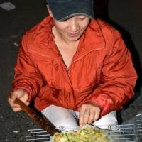 Bánh Tráng Trứng - Chợ Đêm Đà Lạt 03.2013