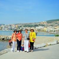 Thổ Nhĩ Kỳ & Hy Lap tháng 5.2013