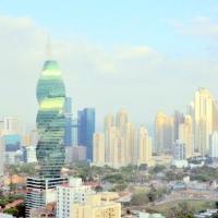 Panama City March 2012
